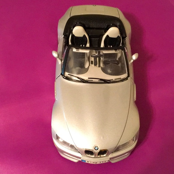 Model BMW roadster